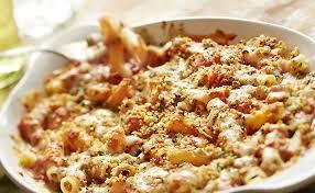 Olive Garden Five Cheese Marinara - five cheese ziti al forno lunch dinner menu olive garden