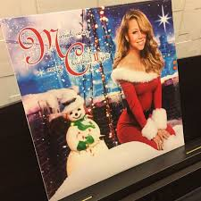 mariah carey merry christmas ii vinyl lp music