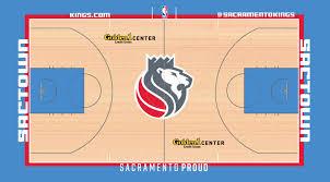 Sacramento City Flag Kings Reveal City Edition Court Sacramento Kings
