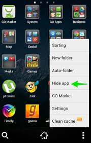 how to hide an app android two ways to hide apps on android without rooting dr fone