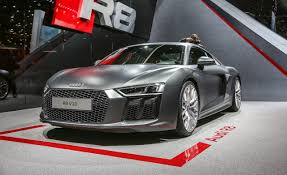 audi r8 matte black 2016 audi r8 photos and info u2013 news u2013 car and driver