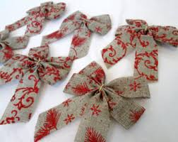 christmas gift bow gift bows etsy