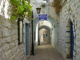 Tzfat Places To Visit And Attractions In The Old City Of Safed Israel