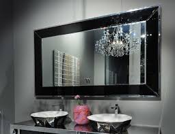 high end bathroom mirrors visionnaire portorose hign end italian mirror in stainless steel