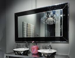 visionnaire portorose hign end italian mirror in stainless steel