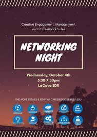 bentley night creative engagement management and professional sales networking