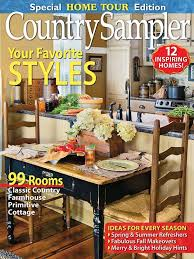 390 best country sampler magazine images on pinterest country