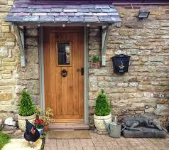 Oak Exterior Door by Ox Bow External Solid Oak Uk Oak Doors