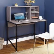 Furniture Of America Computer Desk Canyon Brown Writing Desks Home Office Furniture Store Shop The Best Deals