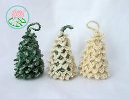 Amigurumi Christmas Ornaments - ravelry amigurumi christmas trees ornaments 3 designs pattern