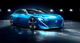 peugeot new sports car peugeot instinct concept revealed photos 1 of 27
