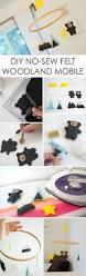 Diy Baby Nursery Decor by Diy Baby Mobile For The Boho Desert Chic Nursery Baby Classroom