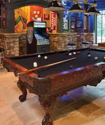 Dallas Cowboys Pool Table Felt by Inside Film Producer Will Packer U0027s Glam But Relaxed Abode
