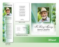 make your own funeral program best photos of create your own funeral program create your own