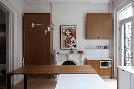 a modern kitchen kitchen of the week a something old something new kitchen in