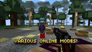 play pixel gun 3d on pc and mac with bluestacks android emulator