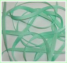 3 8 inch ribbon mint green grosgrain ribbon korker bows size 10 yards 3 8 inch