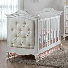 classic crib tufted baby bedding healthy furniture safe cribs