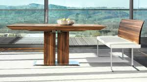 Modern Wood Dining Room Tables Team7 Luxury Wood Dining Room Furniture Wharfside Contemporary