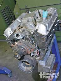 66 mustang engine for sale how to rebuild a 289 hi po engine mustang monthly