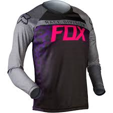 womens motocross helmets all new fox racing 2015 womens switch silvah jersey purple pink