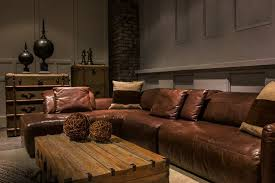 marina home interiors leather furniture sofas tables cabinets leather headboards