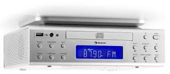 radio de cuisine soundmaster radio de cuisine ur2160 avec lecteur cd et usbsil