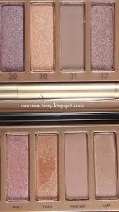 review crown brush over exposed palette with a parison to urban decay 3