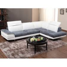 linea sofa canapé linea sofa canapé d angle bimatière cuir et microfibre eclipse