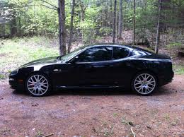 maserati coupe black maserati gransport the best bargain head turner for an exotic