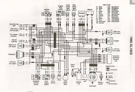 kdx 200 wiring diagram diagram wiring diagrams for diy car repairs