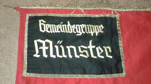 Christian Flag Images Ww2 German Flag Standarte City Of Munster Christian Flag