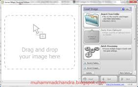 tutorial vector magic desktop edition free software tips trick komputer tutorial vector magic
