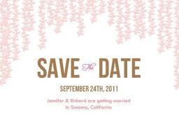 save the date emails diy wedding save the date email how to e m papers