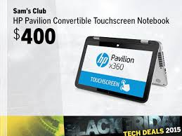 hp black friday deals hottest black friday 2015 windows pc u0026 tablet deals network world
