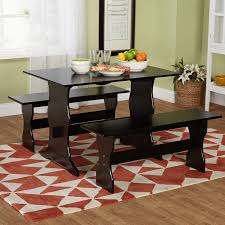 Best  Black Dining Table Set Ideas On Pinterest Farmhouse - Black kitchen table and chairs