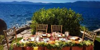 lake tahoe wedding packages thunderbird lodge lake tahoe weddings get prices for wedding venues