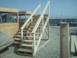 how to build a self standing staircase u2013 101 ways to survive