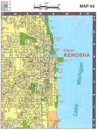 Kenosha Map Kenosha Wi Map Images Reverse Search