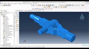 database design tutorial videos abaqus tutorial videos assembling parts in abaqus youtube