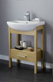 Cavalier Bathroom Furniture Cavalier Sendai 650 Open Washstand Oak The Bathroom Cellar