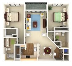 apartment condo overhead 3d rendering prevision 3d llc 3d