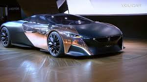 peugeot supercar peugeot onyx concept 680 hp 2012 paris motor show youtube