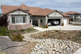 River Rock Landscaping Ideas Garden Design With Front Yard Landscape Ideas Using Stones The