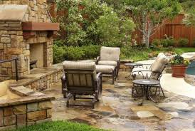 Backyard Fireplaces Ideas Outdoor Fireplaces Nativefoodways