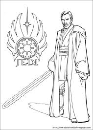 36 star wars coloring pages images