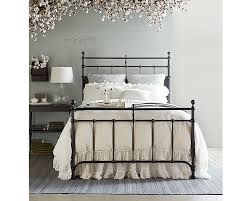 Iron Frame Beds by Trellis Metal King Bed Magnolia Home