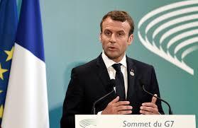 Seeking German Macron To Present Eu Vision Seeking German Backing Business