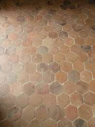 Kitchen Tiles Flooring by Farmhouse Provençal Tomette Terra Cotta Tile Flooring Size 7