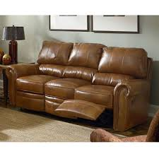 Lane Furniture Leather Reclining Sofa by Lane Rockford Leather Double Reclining Sofa Sam U0027s Club